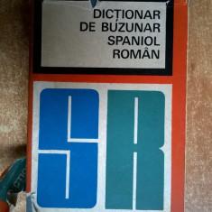 Eleodor Focsaneanu - Dictionar de buzunar spaniol-roman