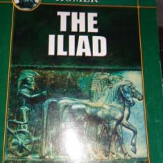 ILIADA (lb engl) THE ILIAD de HOMER - Roman, Anul publicarii: 2007