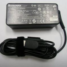 Incarcator Lenovo ThinkPad T450/T440/T460/X250/X260 45W, NOU, ORIGINAL! - Incarcator Laptop Lenovo, Incarcator standard