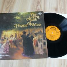 Vinil cu muzica clasica The Golden Parade of Viennese Waltzes