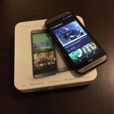 Vand HTC M8 - Telefon mobil HTC One M8, Gri, 16GB, Neblocat