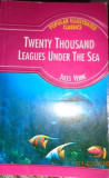 20000 LEGHE SUB MARE- 20000 LEAGUES UNDER THE SEA  (lb engl) de JULES VERNE