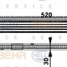 Radiator ulei, ulei motor BMW 7 limuzina 735 i, Li - BEHR HELLA SERVICE 8MO 376 726-211 - Radiator auto ulei