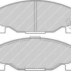 Placute frana DAIHATSU CHARADE Mk IV 1.3 i 16V - FERODO FDB1009