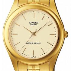Ceas Casio MTP 1129N ORIGINAL import Japonia - Ceas barbatesc Casio, Lux - elegant, Quartz, Inox, Analog
