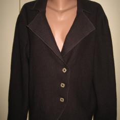 Jacheta stofa lina Per Una Mar L/ XL - Jacheta dama Per Una, Culoare: Din imagine, Lana