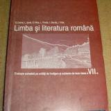 Limba si Literatura Romana evaluare clasa a VII a - Dobra / Ignat / Nica / Preda