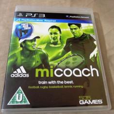 Joc Adidas Micoach, PS3, original, alte sute de jocuri! - Jocuri PS3 Altele, Sporturi, Toate varstele, Single player