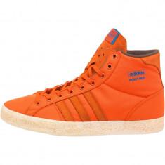 Adidasi tenisi tenesi ADIDAS Originals Basket Profi Hi ORIGINALI piele 43 - Adidasi barbati, Marime: 43 1/3, Culoare: Orange, Piele naturala