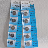 set 5 Baterii  CR1620