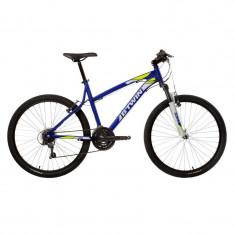 Bicicleta Rockrider 340 - Mountain Bike Rockrider, 22 inch, 26 inch, Numar viteze: 21