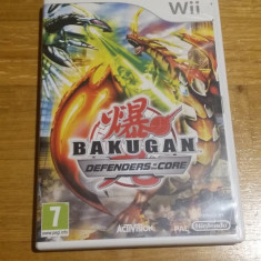 Wii Bakugan Defenders of the core - joc original PAL by WADDER - Jocuri WII Activision, Board games, 3+, Multiplayer