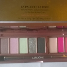 Lancome La Palette La Rose editie limitata - Trusa make up
