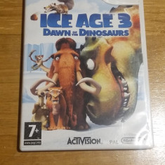 Wii Ice age 3 Dawn of the dinosaurs - joc original PAL by WADDER - Jocuri WII Activision, Actiune, 3+, Multiplayer