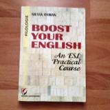 Silvia Osman - Boost your english, An ESL practical course