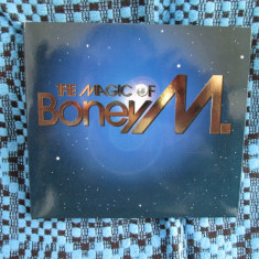 THE MAGIC OF BONEY M - BEST OF (1 CD SONY ORIGINAL DIN GERMANIA - CA NOU!!!) - Muzica Pop sony music