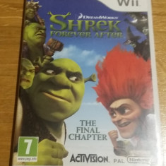 Wii Dreamworks Shrek Forever after - joc original PAL by WADDER - Jocuri WII Activision, Actiune, 3+, Multiplayer