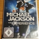 Wii Michael Jackson The experince - joc original PAL by WADDER