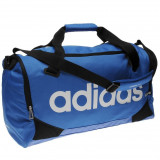 Geanta Adidas Linear - Originala - Anglia - Dimensiuni W54 x D24 x H24 - Geanta Barbati, Marime: Masura unica, Culoare: Din imagine