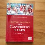 Cristina Nicolaescu - Geoffrey Chaucer's The Canterbury Tales