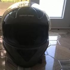 Casca Moto Integrala Neagra, Marime: M