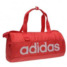 Geanta Adidas Linear XS - Originala - Anglia - Dimensiuni W38 x D20 x H20 cm - Geanta Dama Adidas, Culoare: Din imagine, Marime: Masura unica, Geanta sport