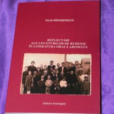 Reflectari ale legaturilor de rudenie in literatura orala aromana aromani (f0095 - Carte folclor