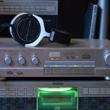 TECHNICS SU-V45A amplificator-silver- - Amplificator audio