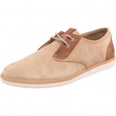 Adidasi Pantofi casual FRED PERRY ORIGINALI masura 40 poze reale in anunt - Pantofi barbat, Culoare: Crem, Piele naturala