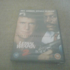 Lethal Weapon 2 - DVD - Film actiune, Engleza
