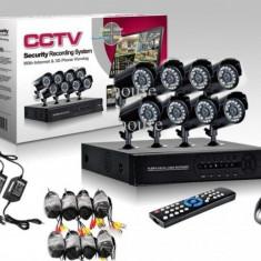 Sistem supraveghere Aprica CCTV 8 camere