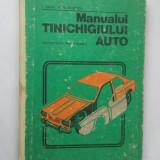 MANUALUL TINICHIGIULUI AUTO - DINESCU, SAVA - Carti auto