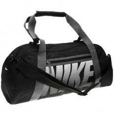 Geanta Nike Gym Club - Originala - Anglia - Dimensiuni W56 x D23 x H30 cm - Geanta Dama Nike, Culoare: Din imagine, Marime: Masura unica, Geanta sport, Negru