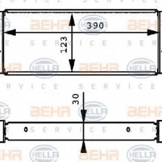 Radiator ulei, ulei motor MERCEDES-BENZ E-CLASS limuzina E 500 - BEHR HELLA SERVICE 8MO 376 725-431 - Radiator auto ulei