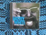 BARRY WHITE - STAYING POWER (1 CD ORIGINAL DIN GERMANIA - CA NOU!!!)