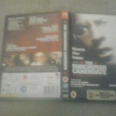 The Manciurian candidate - DVD - Film drama, Engleza