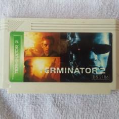 CASETA JOC TERMINATOR 2 . - Jocuri Sega
