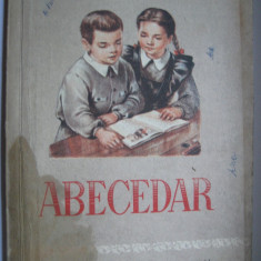 Abecedar (1955) - Carte Epoca de aur