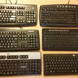 Tastatura computer: HP. Microsoft, Canyon