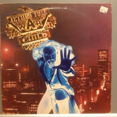 JETHRO TULL - WAR CHILD (1974/CHRYSALIS /England) - Vinil/Rock/Impecabil (NM-) - Muzica Rock emi records