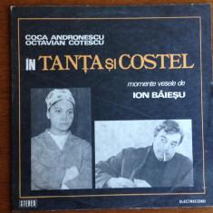 Ioan Baiesu - Tanta si Costel - vinil - Teatru, Alte tipuri suport, Romana