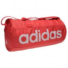 Geanta Adidas Team Small - Originala - Anglia - Dimensiuni W48 x H28 x D25 cm - Geanta sala