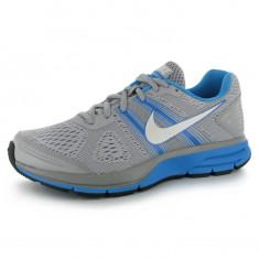 Adidasi pt alergat pt sala dama fata fete Nike Pegasus Plus 29 ORIGINALI 36 - Adidasi dama Nike, Culoare: Gri, Textil