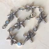Bratara argint 925 cu insertii de Opal