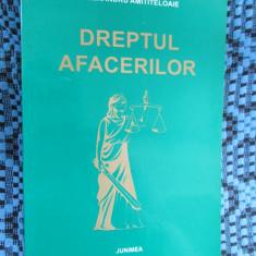 Alexandru AMITITELOAIE - DREPTUL AFACERILOR (IASI, 2001 - CA NOUA!!!)