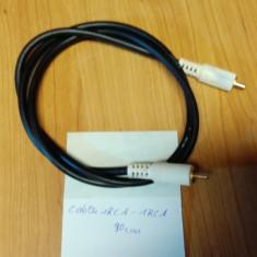 Cablu 1RCA Tata - 1RCA Tata 90 cm - Cablu Camera Video
