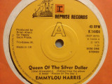 """EMMYLOU HARRIS - IF I COULD ONLY...(1975/Reprise/UK) - VINIL/""""7 Single/Impecabil"""