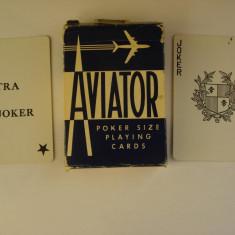 Carti de joc - Aviator - Carti poker