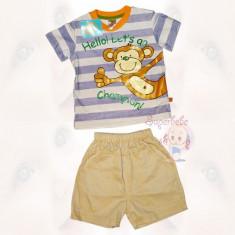 Costumas - pantaloni si tricou - Hello Champion - Haine copii