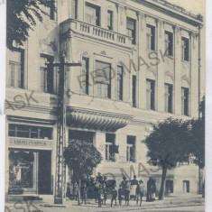 3465 - Maramures, SATU-MARE - old postcard - used - 1913 - Carte Postala Maramures 1904-1918, Circulata, Printata